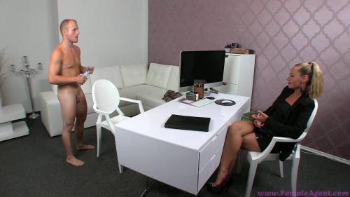 Female Agent Lesbian Casting Free Pics