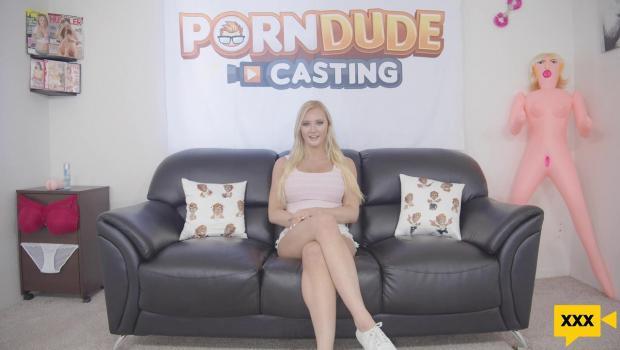 Porn Dude Casting - Paisley Porter