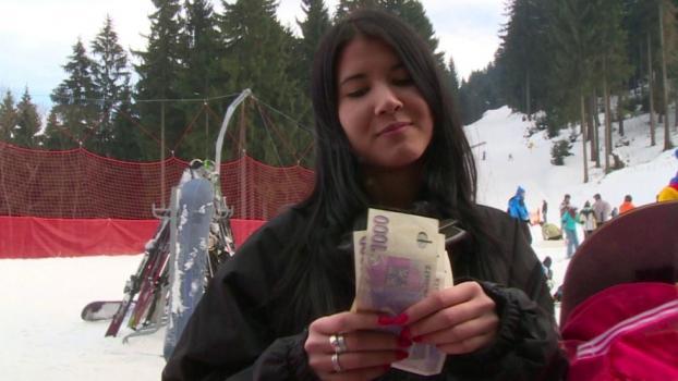 Czechav.com- 18 yo from the slope