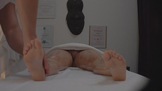 Czechav.com- Katerina Hartlova gets an erotic massage