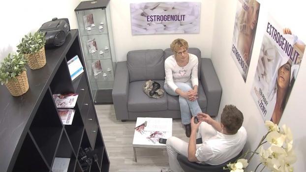Czechav.com- Mature woman squirts 4 times