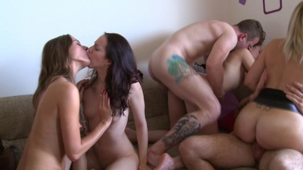 Czechav.com- Kinky home orgy