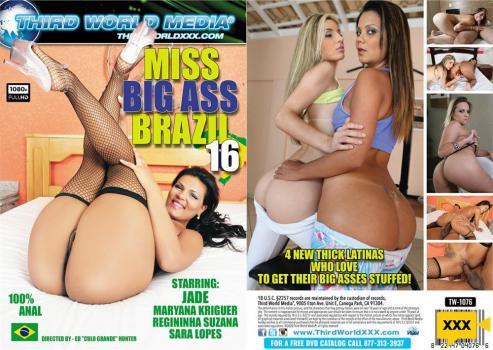 Miss big ass brazil cast Miss Big Ass Brazil 14 By Third World Media With Aysla Brasil Naughtyblog Org