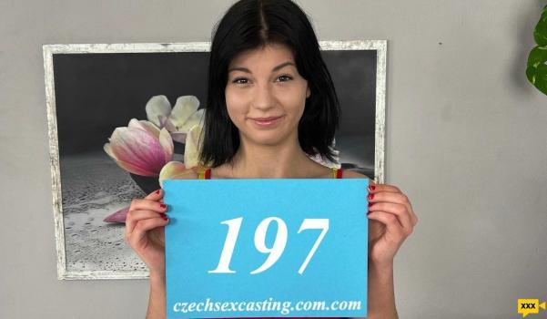 Czech Sex Casting - Nessie Blue