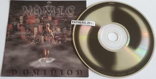 Numic – Dominion (2002) [FLAC]