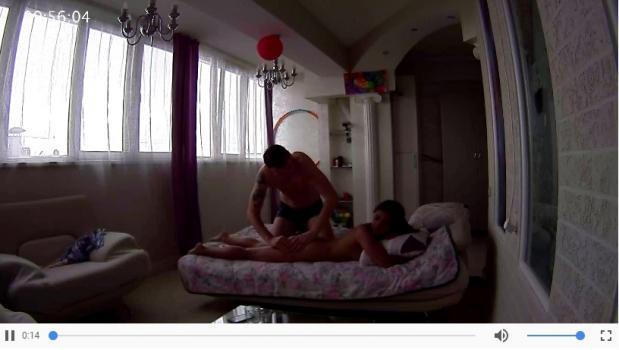 Voyeur-house.tv- Grisha Maria Morning Message