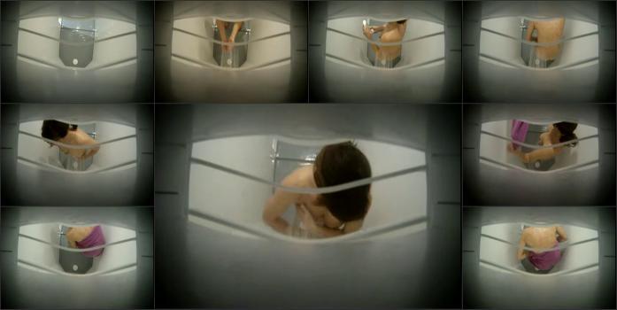 Hidden cam, spying video, locker rooms camera, shower rooms, solarium, beach cabins douche-2