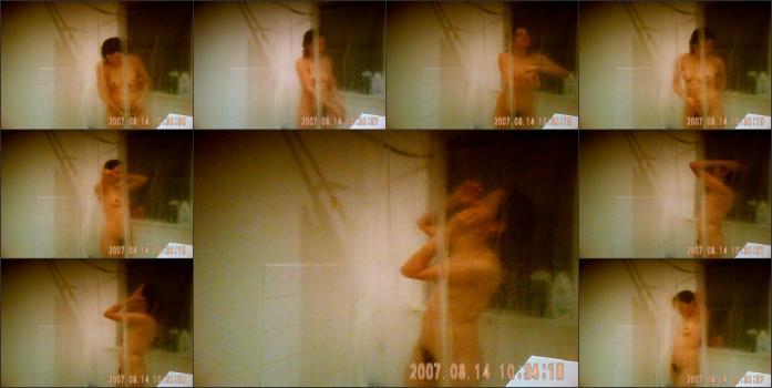 Hidden cam, spying video, locker rooms camera, shower rooms, solarium, beach cabins real hidden shower _31_