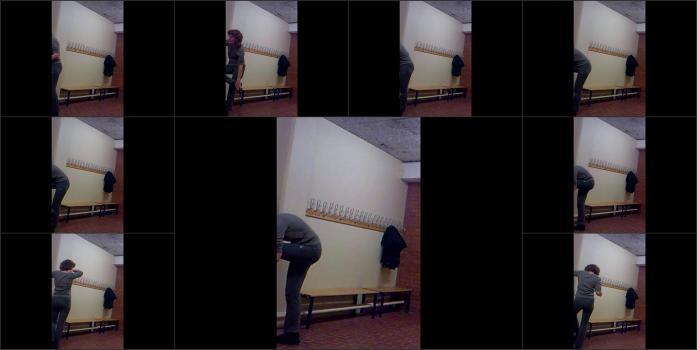 Hidden cam, spying video, locker rooms camera, shower rooms, solarium, beach cabins real hidden shower _166_