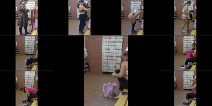 Hidden cam, spying video, locker rooms camera, shower rooms, solarium, beach cabins real hidden shower _88_