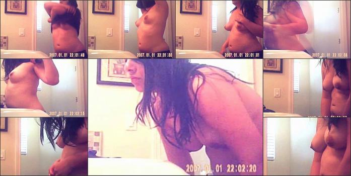 Hidden cam, spying video, locker rooms camera, shower rooms, solarium, beach cabins waking-up3