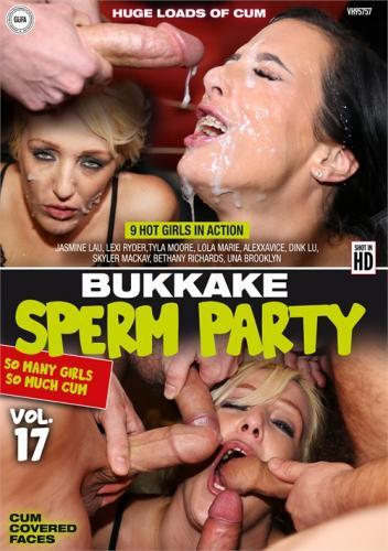 Bukkake Sperm Party 17 (2021)